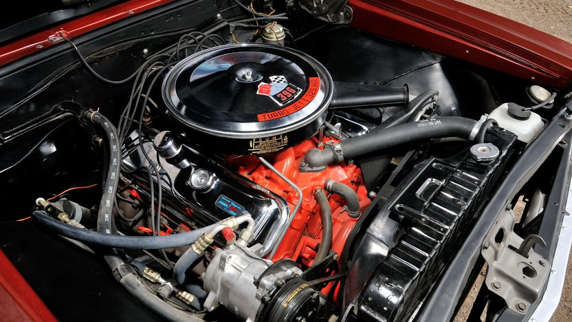 1966 Chevrolet Chevelle SS 396/325 HP, Automatic presented as lot S214 at Houston, TX 2013 - image6