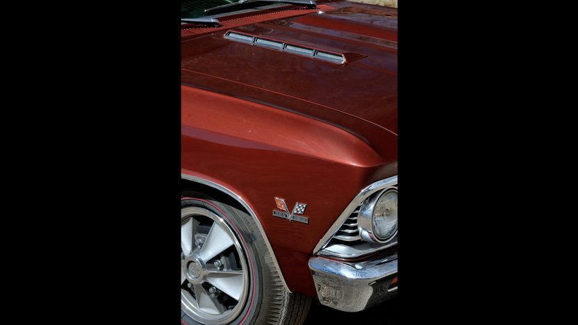 1966 Chevrolet Chevelle SS 396/325 HP, Automatic presented as lot S214 at Houston, TX 2013 - image9