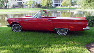 1957 Ford Thunderbird EFI 5.0L, Automatic presented as lot S217 at Houston, TX 2013 - thumbail image2