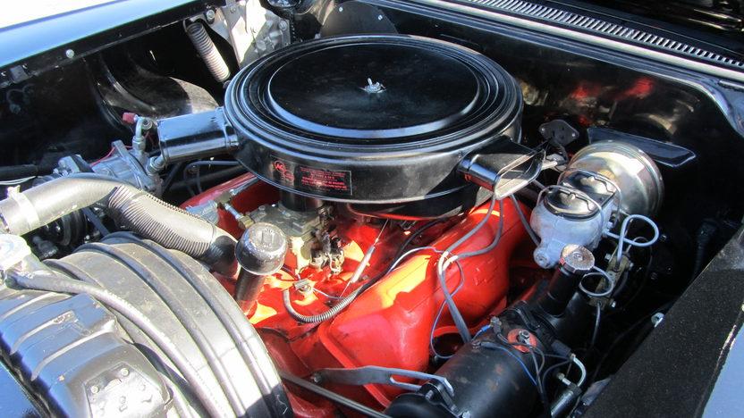 1958 Chevrolet Impala Hardtop 348 CI, Continental Kit presented as lot S224 at Houston, TX 2013 - image5