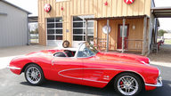 1959 Chevrolet Corvette Resto Mod LS1, Automatic presented as lot S227 at Houston, TX 2013 - thumbail image2