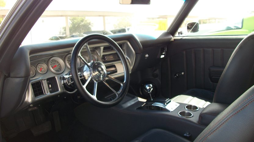 1971 Chevrolet Chevelle SS 454 CI, Automatic presented as lot S244 at Houston, TX 2013 - image2