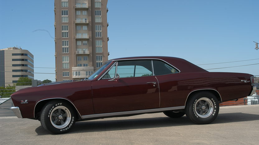 1967 Chevrolet Chevelle SS 396 CI, Automatic presented as lot S248 at Houston, TX 2013 - image2