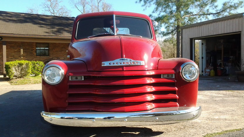 1949 Chevrolet 3100 Pickup 350 CI, Automatic presented as lot S264 at Houston, TX 2013 - image7