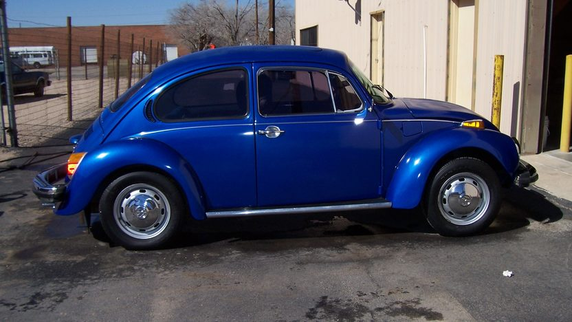 1974 Volkswagen Beetle Canceled Lot presented as lot S268 at Houston, TX 2013 - image2