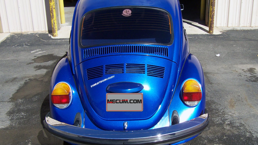 1974 Volkswagen Beetle Canceled Lot presented as lot S268 at Houston, TX 2013 - image3