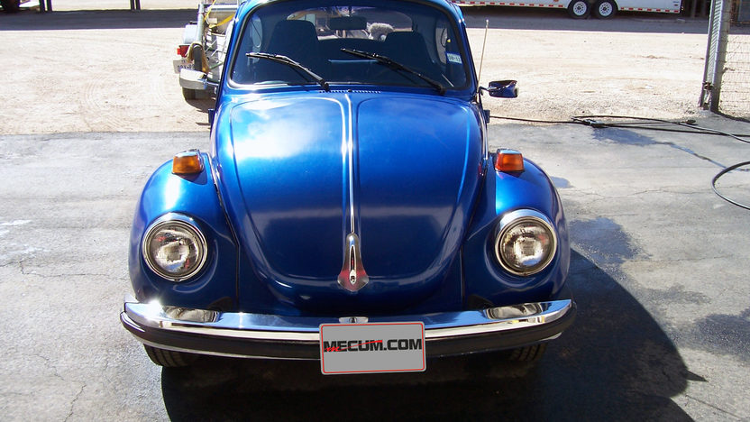 1974 Volkswagen Beetle Canceled Lot presented as lot S268 at Houston, TX 2013 - image7