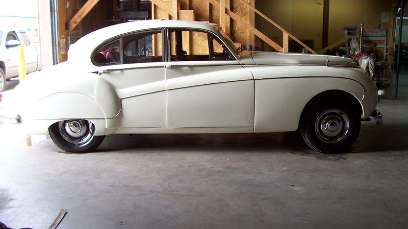 1960 Jaguar Mark IX Canceled Lot presented as lot S271 at Houston, TX 2013 - image2