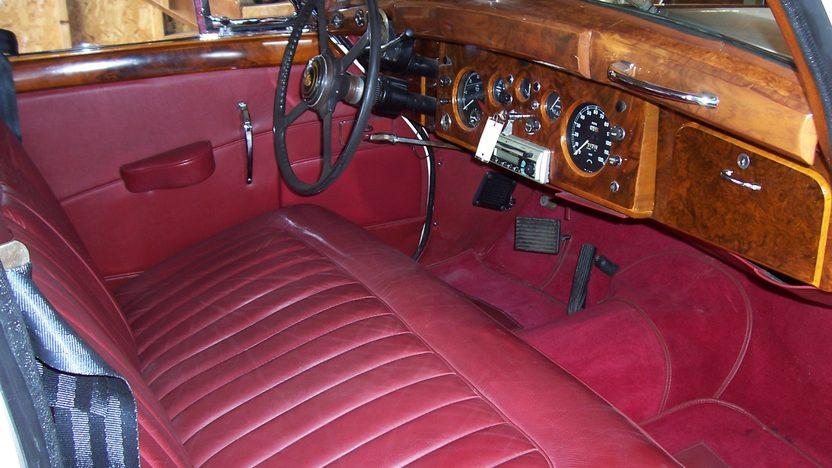 1960 Jaguar Mark IX Canceled Lot presented as lot S271 at Houston, TX 2013 - image4