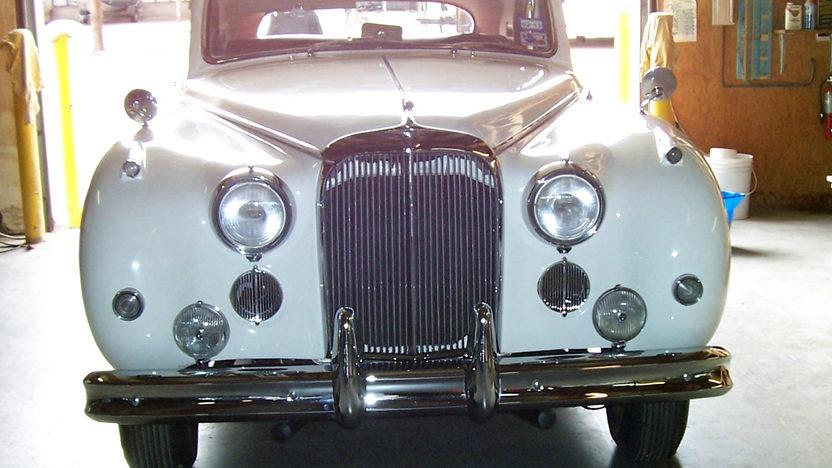 1960 Jaguar Mark IX Canceled Lot presented as lot S271 at Houston, TX 2013 - image7