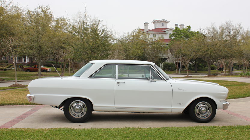 1964 Chevrolet Chevy II 283 CI, 4-Speed presented as lot S5 at Houston, TX 2013 - image2