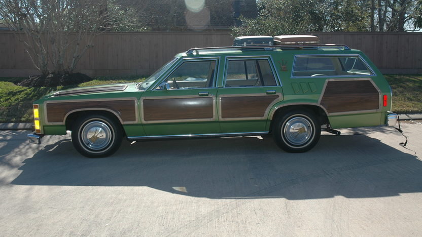 1979 Ford LTD Wagon presented as lot S22 at Houston, TX 2013 - image2