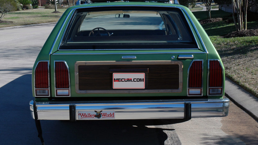 1979 Ford LTD Wagon presented as lot S22 at Houston, TX 2013 - image3