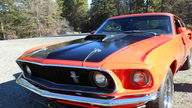 1969 Ford Mustang Mach 1 Fastback 351 CI, Automatic presented as lot S32 at Houston, TX 2013 - thumbail image7