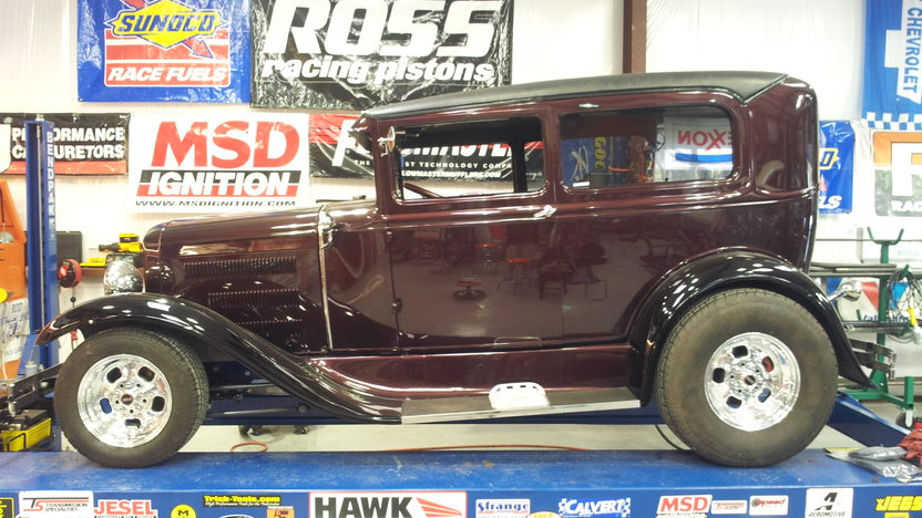1930 Ford Model A 302 CI, All Steel presented as lot S34 at Houston, TX 2013 - image2