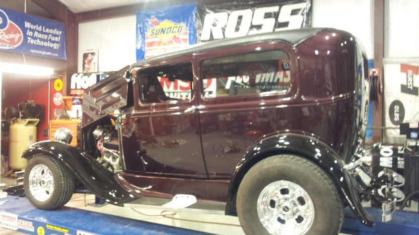1930 Ford Model A 302 CI, All Steel presented as lot S34 at Houston, TX 2013 - image3