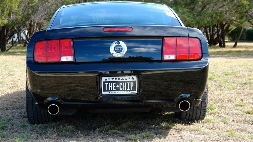 2005 Ford Mustang GT Supercharged 4.6L presented as lot S35 at Houston, TX 2013 - image3