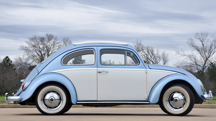 1963 Volkswagen Beetle Ragtop 1600 CC, 4-Speed presented as lot S44 at Houston, TX 2013 - image2