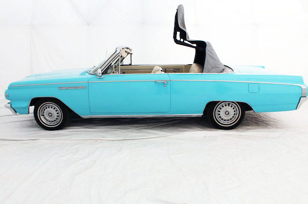1963 Buick Skylark Convertible 215 CI, Automatic presented as lot S53 at Houston, TX 2013 - image2