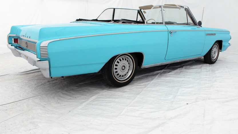 1963 Buick Skylark Convertible 215 CI, Automatic presented as lot S53 at Houston, TX 2013 - image6