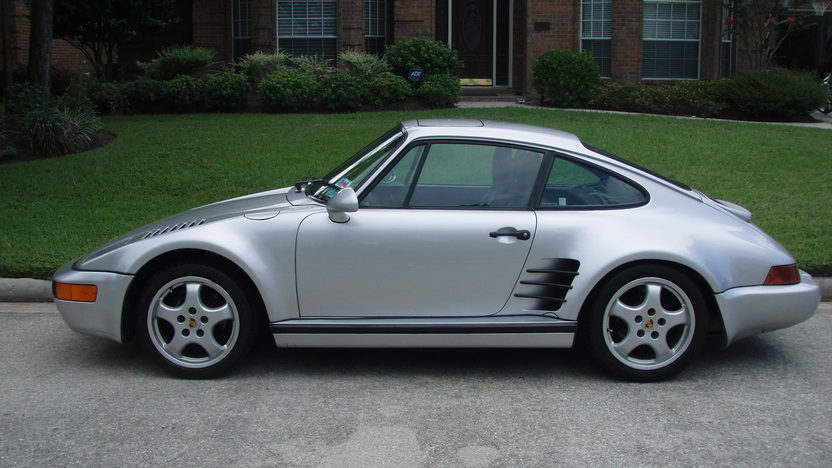 1990 Porsche 911 Slant Nose 5-Speed, All Wheel Drive presented as lot S70 at Houston, TX 2013 - image2