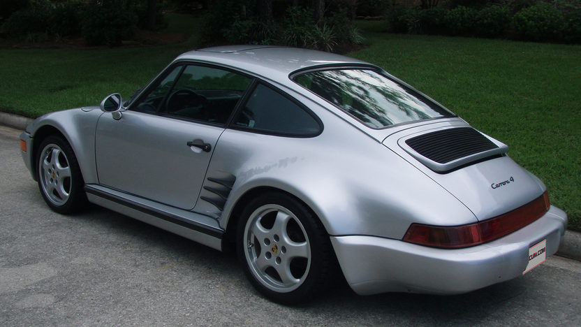 1990 Porsche 911 Slant Nose 5-Speed, All Wheel Drive presented as lot S70 at Houston, TX 2013 - image3