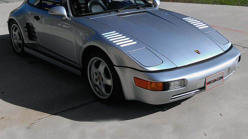 1990 Porsche 911 Slant Nose 5-Speed, All Wheel Drive presented as lot S70 at Houston, TX 2013 - image4