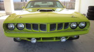 1971 Plymouth Cuda 340 CI, 4-Speed presented as lot S218 at Houston, TX 2013 - thumbail image11