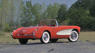1957 Chevrolet Corvette Convertible 283/270 HP, 3-Speed presented as lot S87 at Houston, TX 2013 - thumbail image2