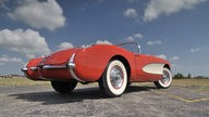 1957 Chevrolet Corvette Convertible 283/270 HP, 3-Speed presented as lot S87 at Houston, TX 2013 - thumbail image8
