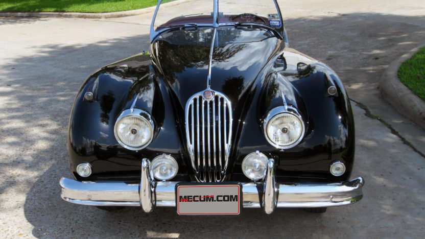 1956 Jaguar XK140 Roadster Frame-off Restoration Completed in 2012 presented as lot S98 at Houston, TX 2013 - image6