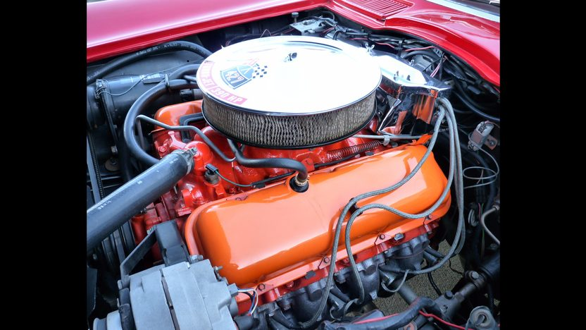 1966 Chevrolet Corvette Convertible 427/390 HP, 4-Speed presented as lot S106 at Houston, TX 2013 - image5