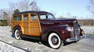 1941 Packard 110 Special Woody Wagon Hercules Body, Completely Restored presented as lot S110 at Houston, TX 2013 - thumbail image12