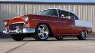 1955 Chevrolet Bel Air Hardtop LS7/630 HP, Air Ride presented as lot S112 at Houston, TX 2013 - thumbail image8