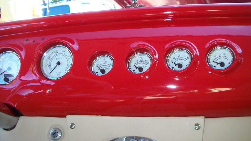 1937 Ford Slantback 350 CI, Fiberglass Body presented as lot S114 at Houston, TX 2013 - image4