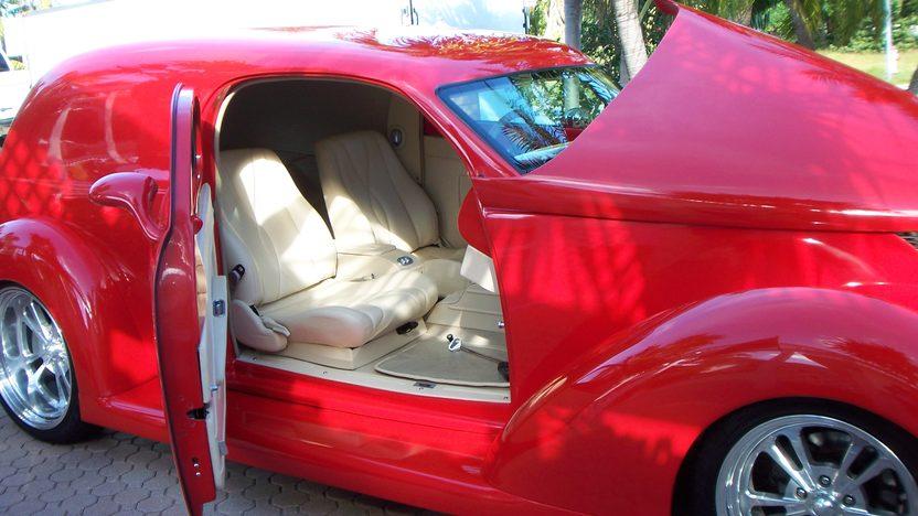 1937 Ford Slantback 350 CI, Fiberglass Body presented as lot S114 at Houston, TX 2013 - image9