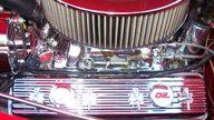 1937 Ford Slantback 350 CI, Fiberglass Body presented as lot S114 at Houston, TX 2013 - thumbail image6