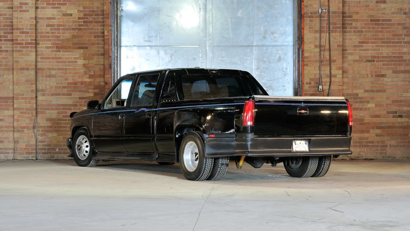 1994 Chevrolet Crew Cab Dually Pickup 454 CI, Custom Interior presented as lot F279 at Houston, TX 2013 - image3