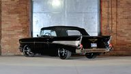 1957 Chevrolet Bel Air Convertible 350 CI, Power Top presented as lot S142 at Houston, TX 2013 - thumbail image3