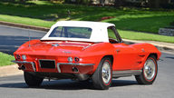 1964 Chevrolet Corvette Convertible LS6/405 HP, 4-Speed presented as lot F147 at Houston, TX 2013 - thumbail image2