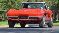 1964 Chevrolet Corvette Convertible LS6/405 HP, 4-Speed presented as lot F147 at Houston, TX 2013 - thumbail image3