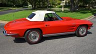 1964 Chevrolet Corvette Convertible LS6/405 HP, 4-Speed presented as lot F147 at Houston, TX 2013 - thumbail image4