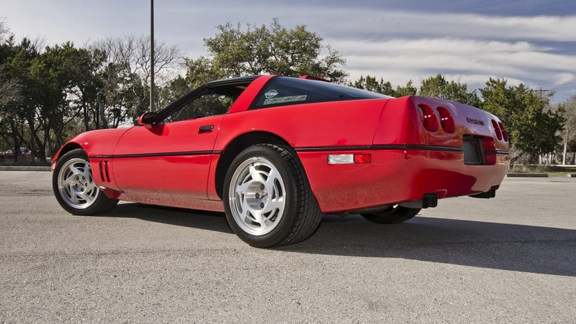 1990 Chevrolet Corvette ZR1 LT5/375 HP, 6-Speed, 9,000 Miles presented as lot F214 at Houston, TX 2013 - image10