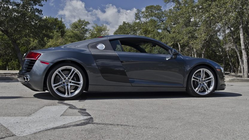 2009 Audi R8 Quattro 4.2L, 6-Speed, 11,900 Miles presented as lot S171 at Houston, TX 2013 - image10