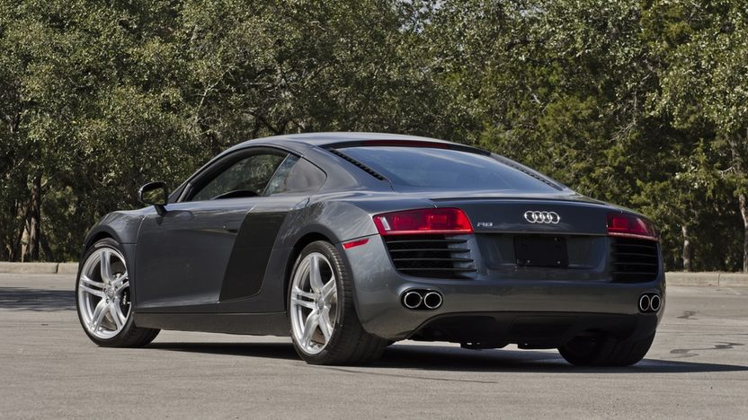 2009 Audi R8 Quattro 4.2L, 6-Speed, 11,900 Miles presented as lot S171 at Houston, TX 2013 - image2