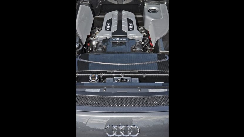 2009 Audi R8 Quattro 4.2L, 6-Speed, 11,900 Miles presented as lot S171 at Houston, TX 2013 - image6