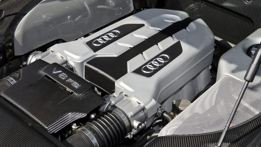 2009 Audi R8 Quattro 4.2L, 6-Speed, 11,900 Miles presented as lot S171 at Houston, TX 2013 - image7