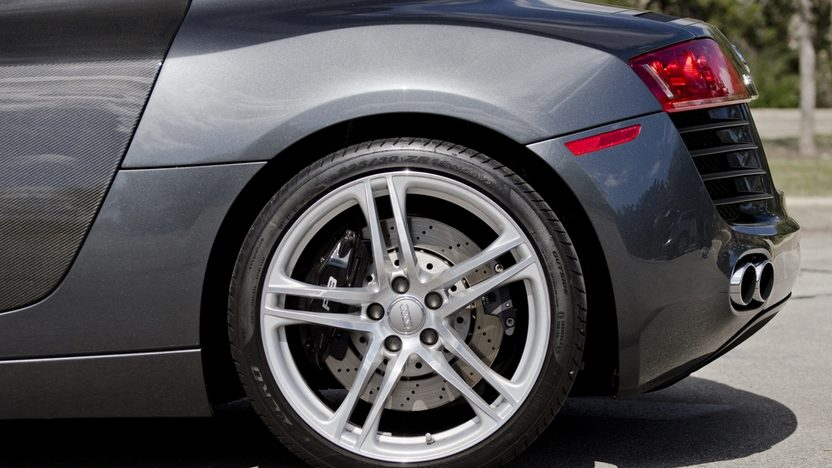 2009 Audi R8 Quattro 4.2L, 6-Speed, 11,900 Miles presented as lot S171 at Houston, TX 2013 - image8