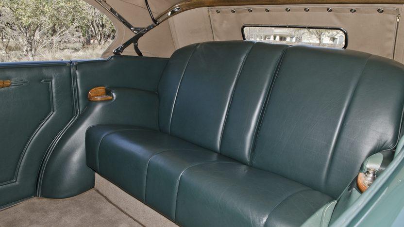 1936 Packard Phaeton Mecum Houston 2013 S173