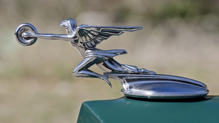 1936 Packard Phaeton Series 1402, Straight Eight, 3-Speed presented as lot S173 at Houston, TX 2013 - image9